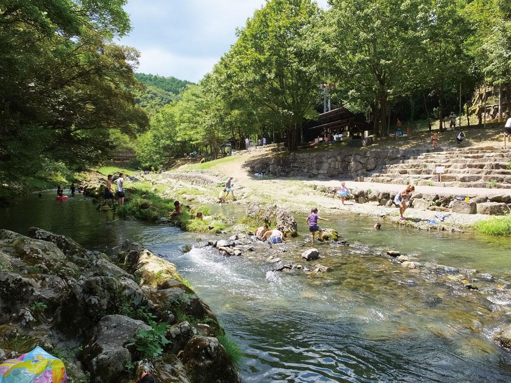 1,000 koku of villages of rest