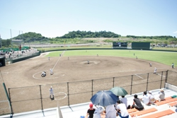 koryo Green Stadium photograph 2