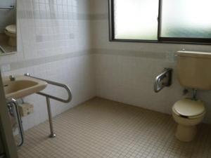 馬利禮堂宮田廁所
