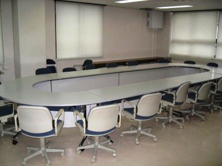 Mary hall 2F, Miyada meeting room