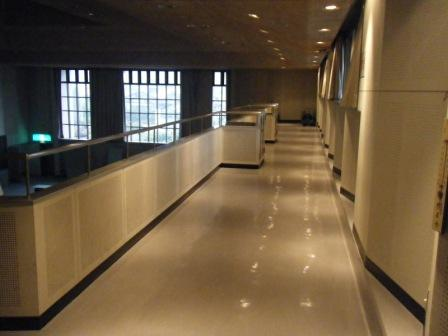 马利礼堂宫田2楼美术展览室