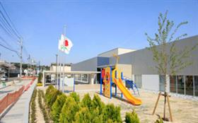 Image of outdoor outdoor playground equipment
