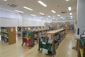 Heart full library room