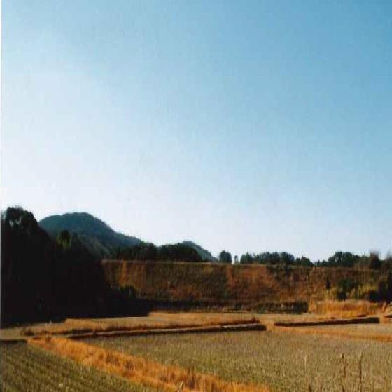 Photograph of reservoir