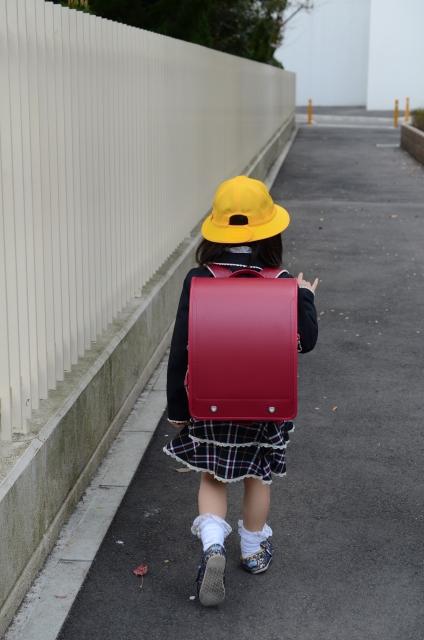 Primary schoolchild